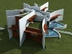 casas-ecologicas-y-modernas-casa-con-techos-de-agua-luz-y-cesped