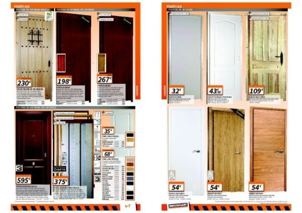 Puertas correderas bricomart materiales de construcci n - Puertas correderas bricomart ...