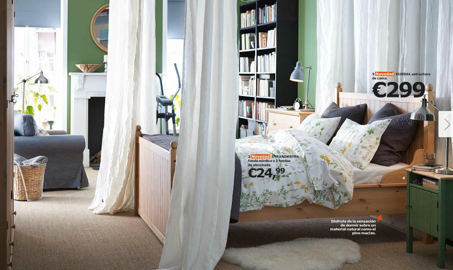 Ikea Habitación De Matrimonio Pictures to pin on Pinterest