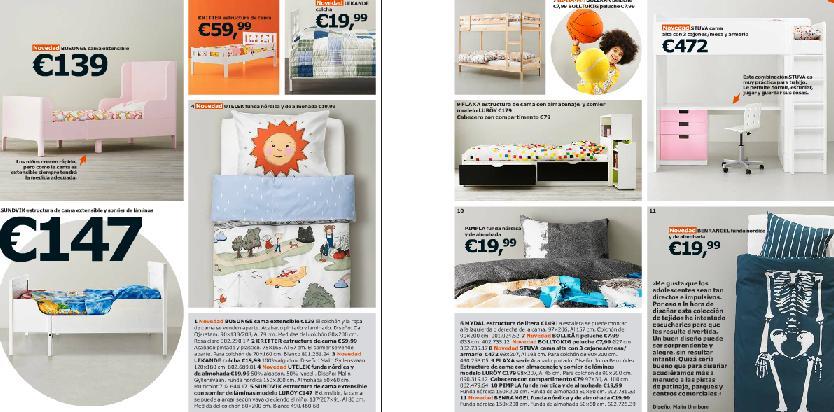 Catalogo de ikea 2015 dormitorios infantiles for Catalogo ikea dormitorios infantiles