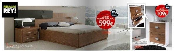 Cat logo de muebles rey 2018 for Catalogo muebles de dormitorio