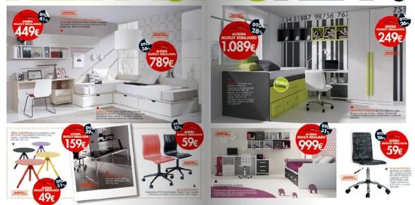 Catalogo De Muebles Rey 2015 Dormitorios Juveniles