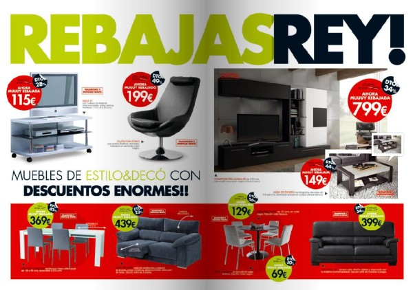Wonderful Catálogo De Muebles Rey 2018