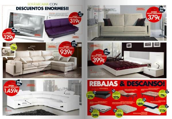 Catalogo De Muebles Rey 2015 Sofas Y Camas