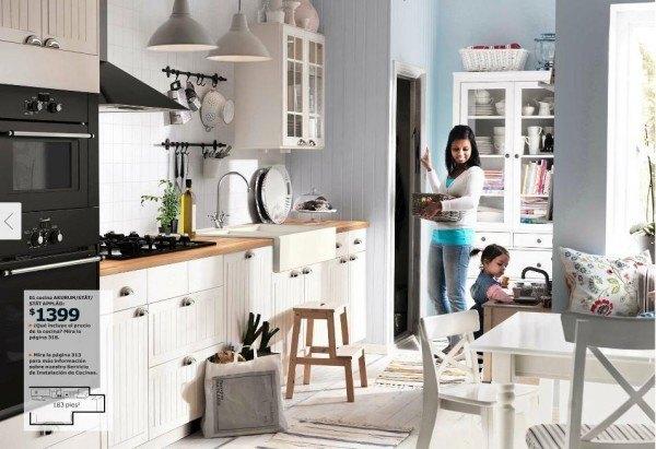 catalogo-ikea-2015-cocinas-y-baños-modelo-rustico-color-blanco