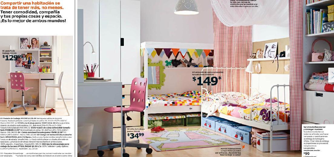 Decoracion juvenil ikea - Ikea dormitorio juvenil ...