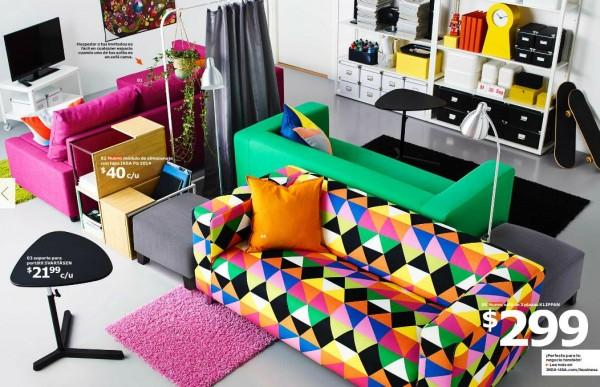catalogo-ikea-2015-salon-y-dormitorios-sofas-de-colores
