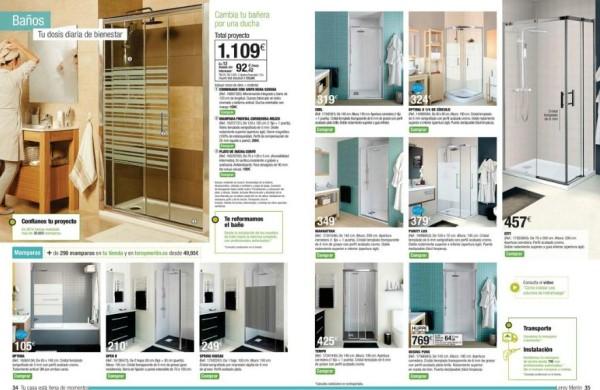 catalogo-leroy-merlin-julio-agosto-2015-propuesta-baño-duchas