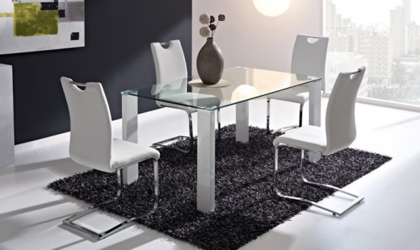 Cat logo de muebles rey 2018 for Decorar una mesa de comedor de cristal