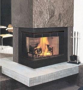 Chimeneas decorando interiores for Chimeneas interiores sin humo