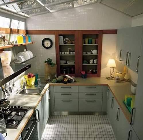 Diseños y formas de cocinas 2014 - Tendenzias.com