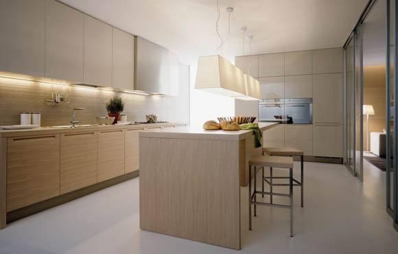 Cocinas minimalistas for Cocinas minimalistas 2015