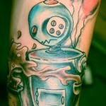 coffee-robot-tattoo