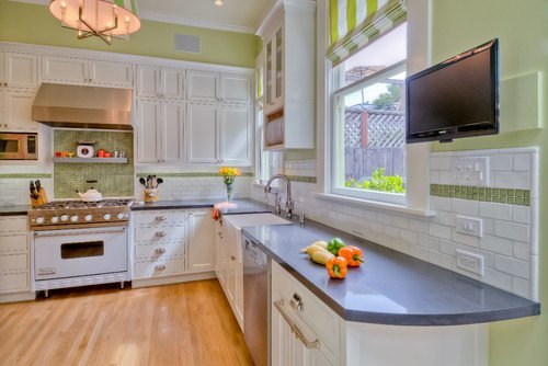 Colores para la cocina - Colores para cocinas ...
