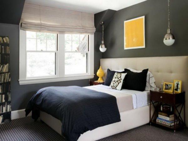 colores-para-dormitorio-pequeño-paredes-oscuras