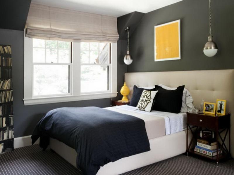 Colores para dormitorios de matrimonio juveniles y pequeos