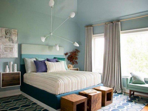 Colores para dormitorios de matrimonio juveniles y for Habitaciones para matrimonio