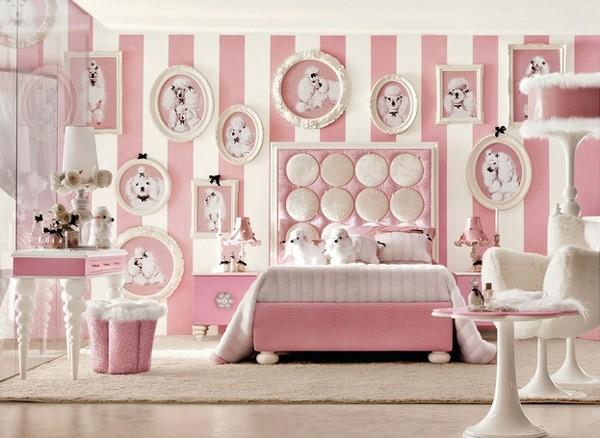 colores-para-paredes-2016-dormitorio-franjas-rosas
