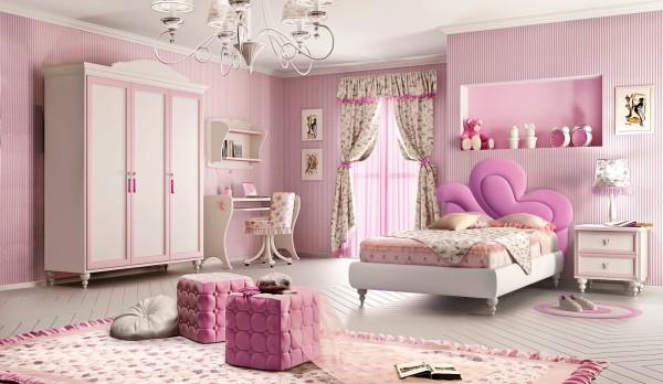 colores-para-paredes-2016-dormitorio-papel-pintado-rosa