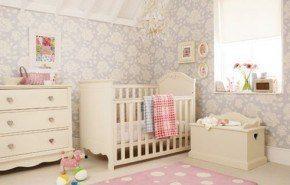Decoración de dormitorios para bebés