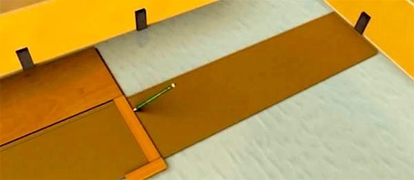 C mo colocar tarima flotante en nuestro piso - Colocar parquet laminado ...