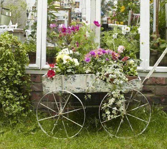 C mo decorar un jard n for Como decorar el jardin de mi casa