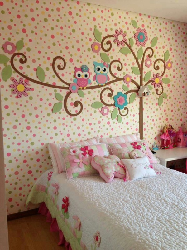 Dormitorios infantiles 2015 como decorarlos - Decorar dormitorios infantiles ...