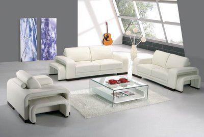 Sofas de piel - Tipos de piel para sofas ...