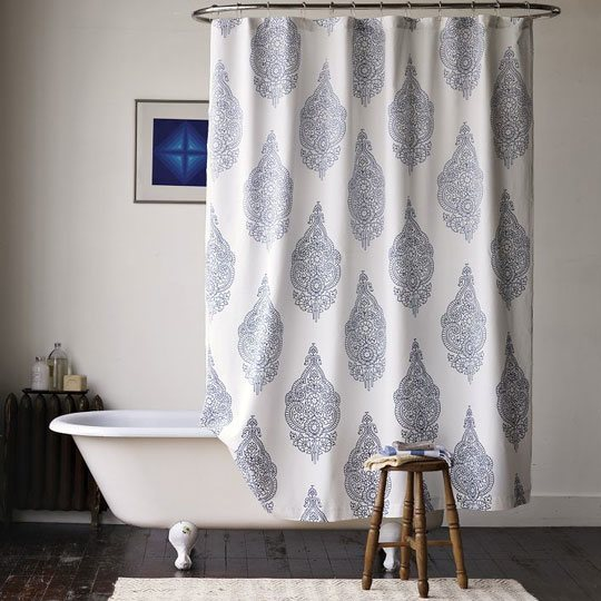 Cortinas De Baño Vintage: para las cortinas de baño otros estampados para las cortinas de baño