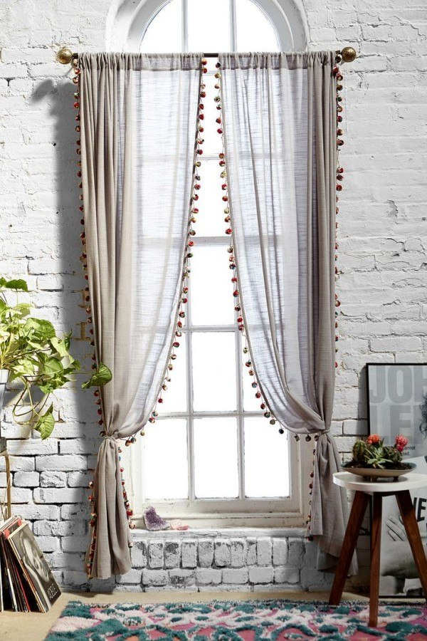 Cómo elegir los modelos de cortinas - Tendenzias.com