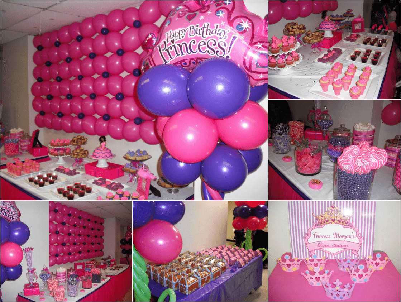 Decoracion de fiestas infantiles decoraci n con globos for Decoracion de pared para fiestas infantiles