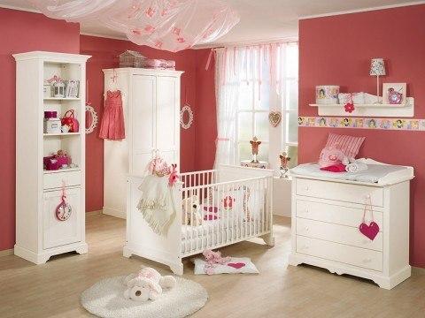 Decoración de dormitorios para bebés - Tendenzias.com