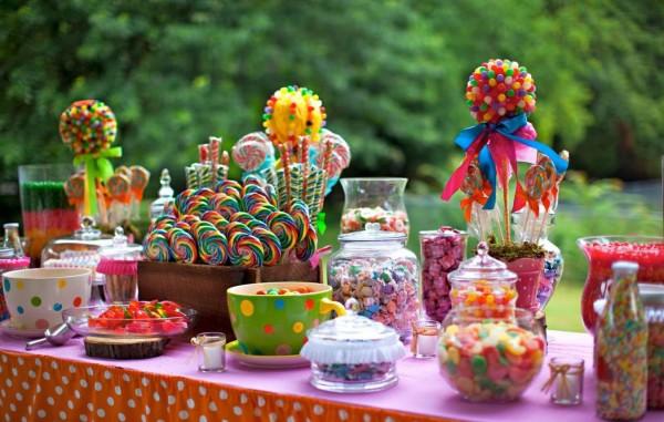 Decoraci n de fiestas infantiles for Decoracion hogares infantiles