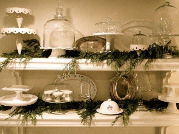 decoracion-navidena-para-la-cocina-decoracion-para-los-estantes