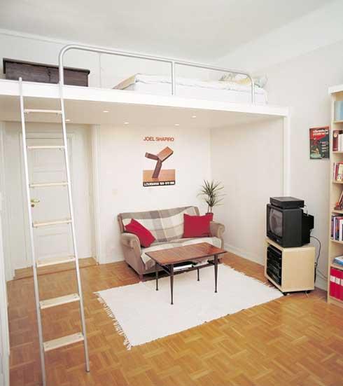 Ideas pr cticas para pisos peque os for Decoracion de pisos muy pequenos
