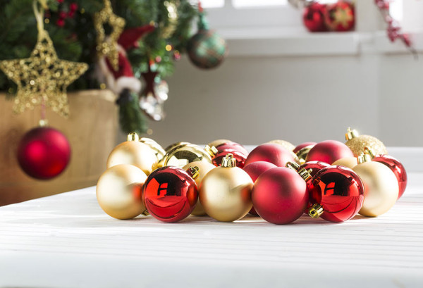 Decorar Un Apartamento En Navidad 2018 Tendenziascom - Decorados-de-navidad