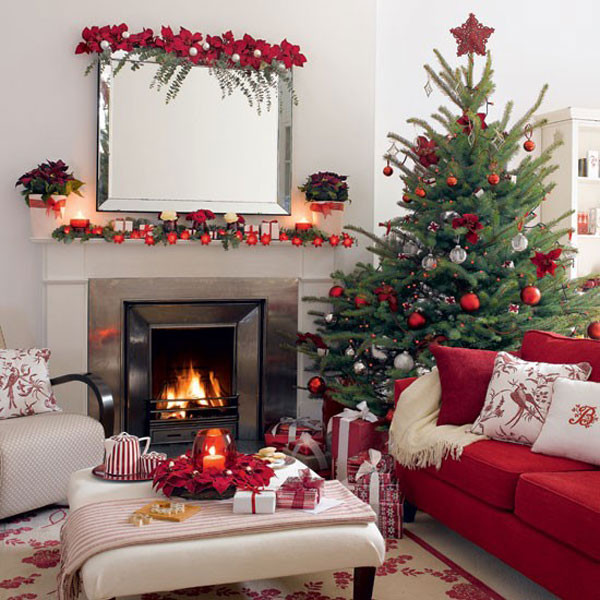 decorar-un-apartamento-en-navidad-2016-ideas-decorar-en-funcion-del-estilo-decoracion-tradicional