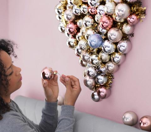 Decorar un apartamento en navidad 2018 for Decoraciones para arbol de navidad 2016