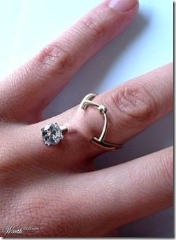 diamond-piercing