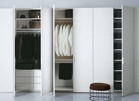 Cocinas integrales vestidores closets shutters duela - Diseno interior armarios ...