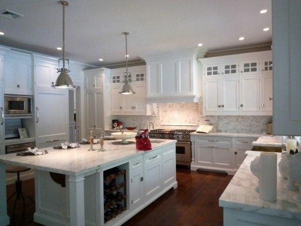 Dise o de cocinas for Cocinas modernas estilo americano