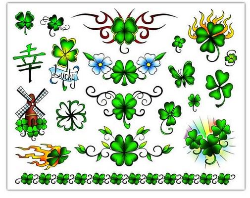 tatuajes de suerte fotos dibujos y tattoos tattoo design