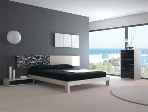 dormitorios modernos 2014. Black Bedroom Furniture Sets. Home Design Ideas