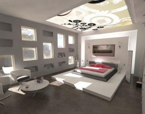 Diseño de dormitorios   tendenzias.com
