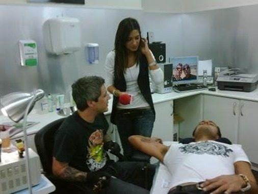 Leo Millares: tatuaré a Sara Carbonero
