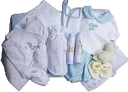 201dbbf440a42f Prendas básicas en la ropa del recién nacido. elbebe175