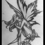 elegant-fairy-tattoo-design