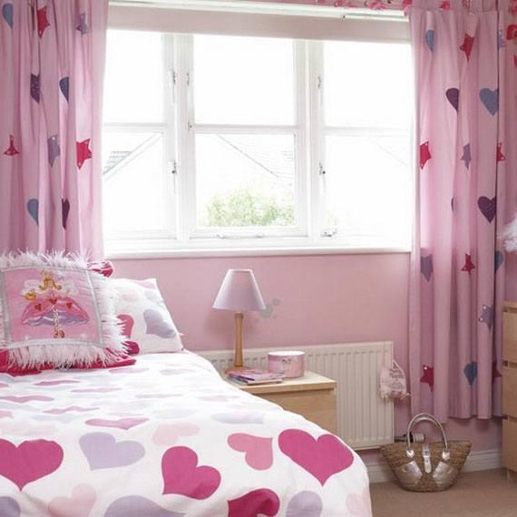 elegir modelos de cortinas infantiles