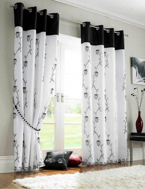 C mo elegir los modelos de cortinas - Modelos cortinas cocina ...