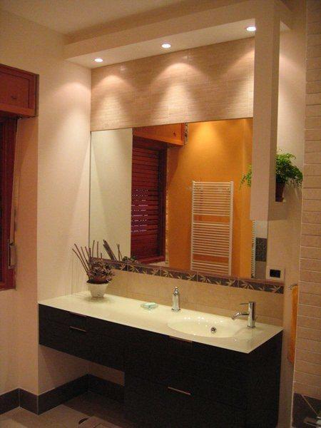 Baño Discapacitados Puerta Corrediza:Bathroom Lighting Ideas